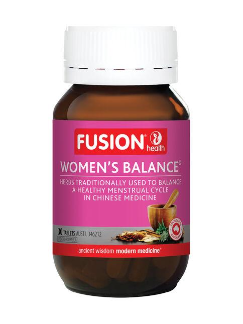 Women's Balance 30 Tablets