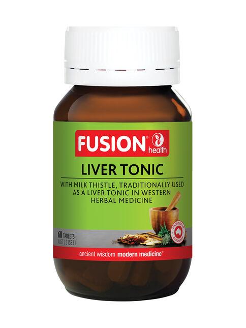 Liver Tonic 60 Tablets
