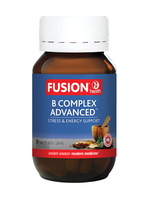 B Complex Advanced 60 Tablets