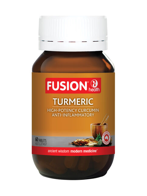 Turmeric 60 Tablets