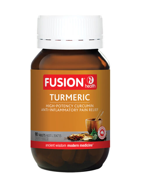 Turmeric 90 Tablets