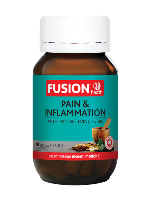 Pain & Inflammation 60 Tablets