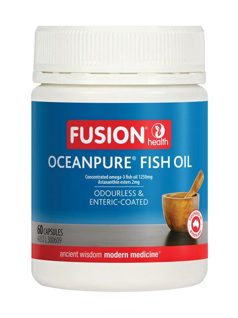 OceanPure Fish Oil 60 Capsules