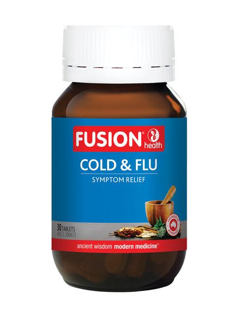 Cold & Flu 30 Tablets