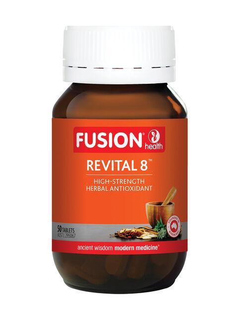 Revital 8 Antioxidant 50 Tablets