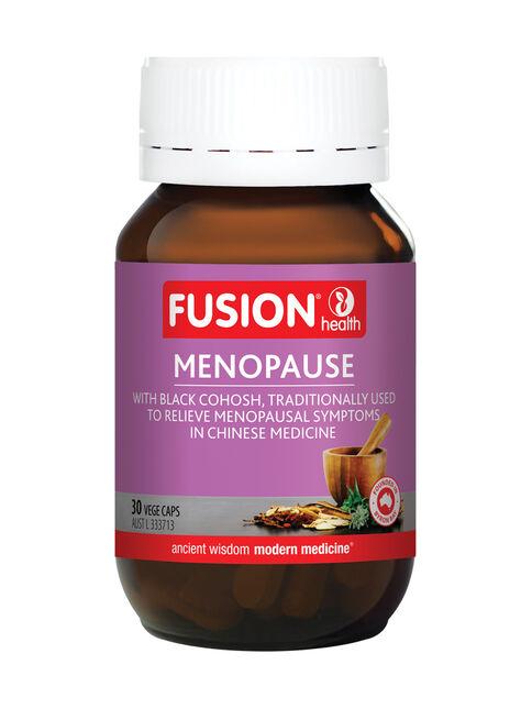 Menopause 30 Vege Capsules