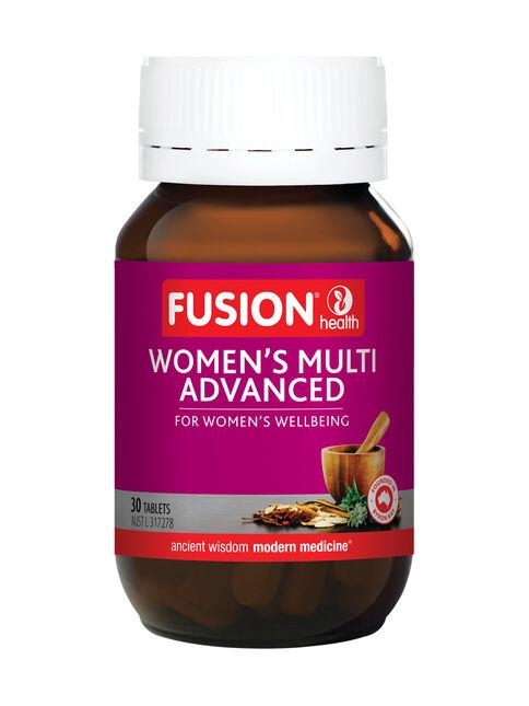 Women's Multi Advanced 30 Tablets
