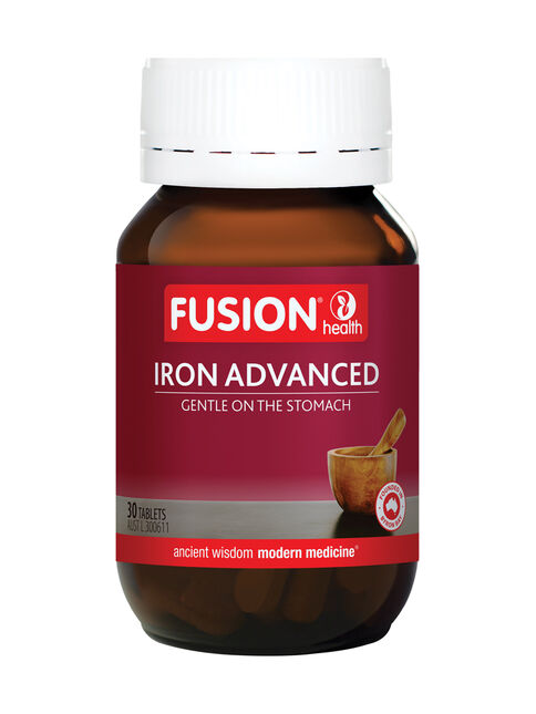 Iron Advanced 30 Tablets