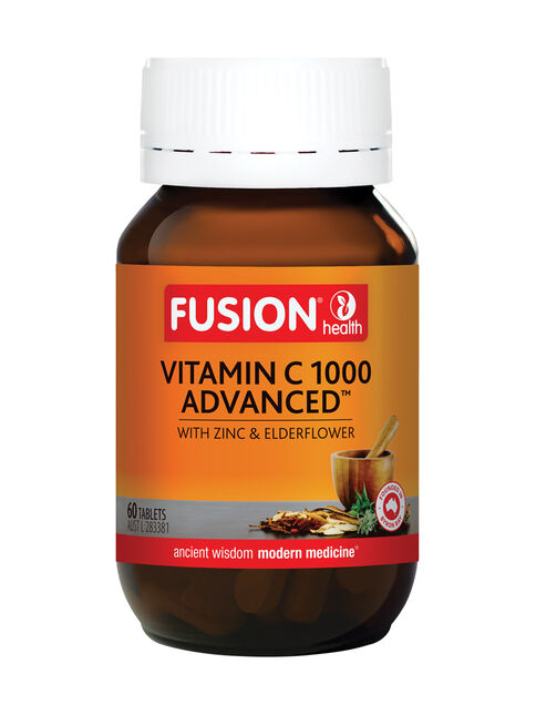 Vitamin C 1000 Advanced 60 Chewable Tablets