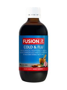 Cold & Flu Liquid