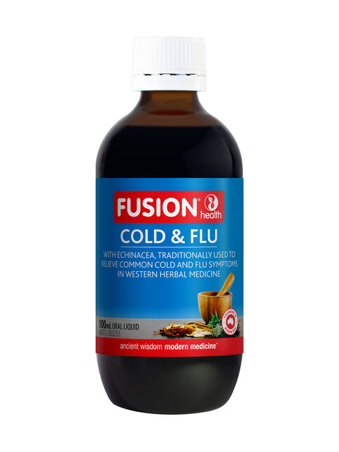 Cold & Flu Liquid 100mL