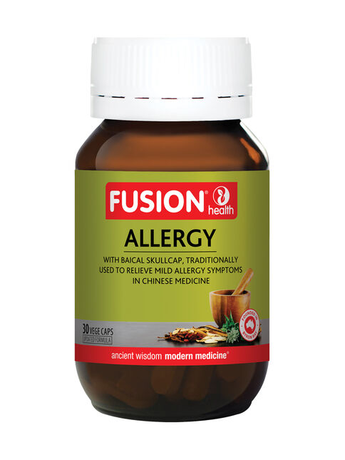 Allergy 30 Vege Capsules