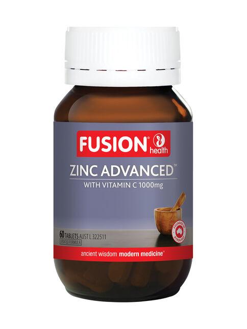 Zinc Advanced 60 Tablets