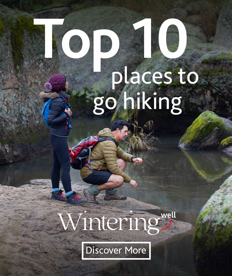 Wintering Well - TOP PLACES TO GO HIKING IN WINTER